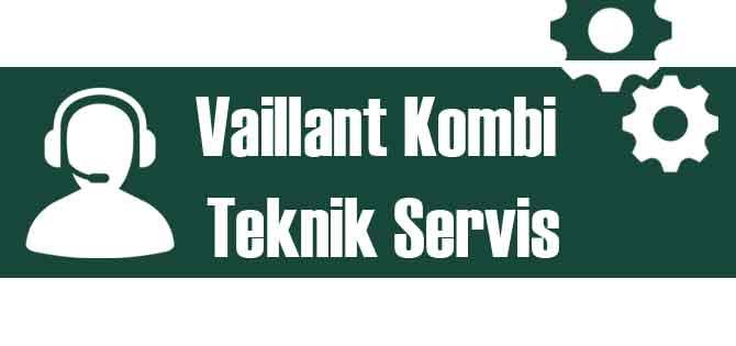 Vaillant Kombi Teknik Servis bakım ve onarım