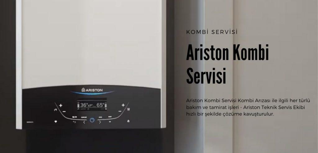 Ariston Kombi Servisinde yaptırılan bakım ve onarım ileri için tasarlanmış