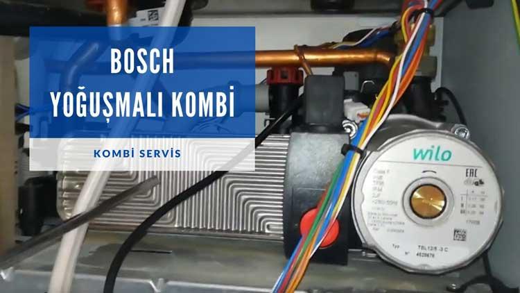 Bosch Yoğuşmalı Kombi nasıl yapılmaldıır