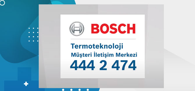 bosch kombi arıza